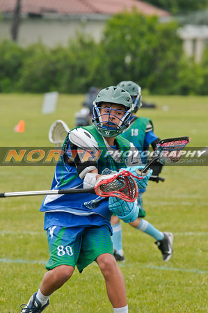 (6th Grade Boys) Turf Island LAX vs. 3 Village MW