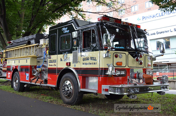 7/13/13 - Pump Primers Muster - Harrisburg, PA