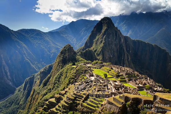 Peru / June 24 / Machu Picchu
