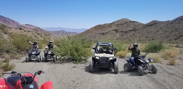 6-11-19 Eldorado Canyon ATV/RZR & Goldmine Tour