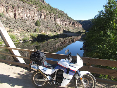 Northern New Mexico 'Pass Bagger' AT Trip  September 25-26, 2011