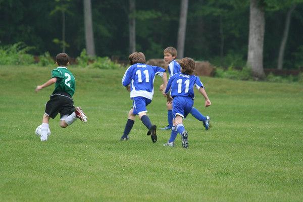 U12 Strikers vs Salem