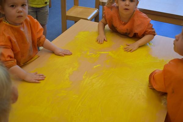 Groep1 : Bijtjes en spelen in de klas
