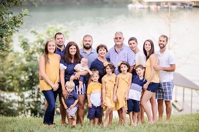 Jodi Burtner Family 2019
