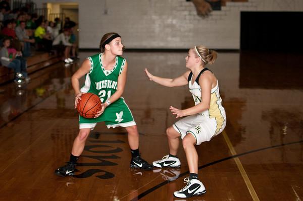Hokes Bluff vs Crossville, Nov 20, 2009