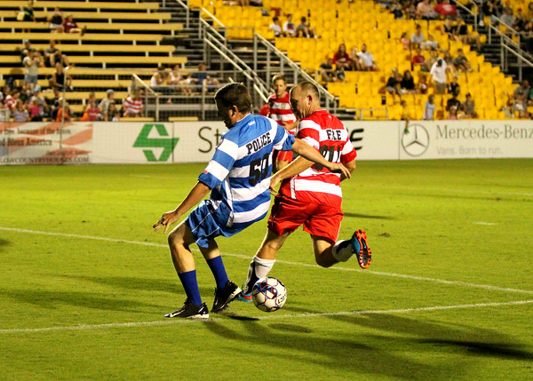 Charleston Battery vs Tampa Bay Rowdies September 2018
