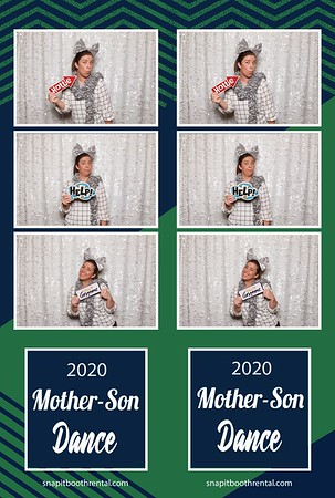 MDCC Mother Son Dance