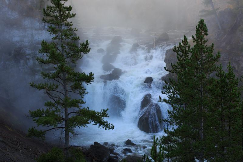 Firehole Falls 002