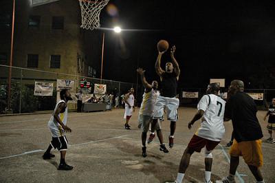 Basketball - Rock All-Stars vs. Jamaica