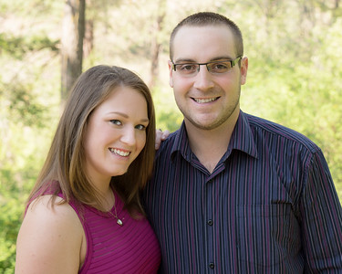Brittany & Ryan - Private Property and Polson Park