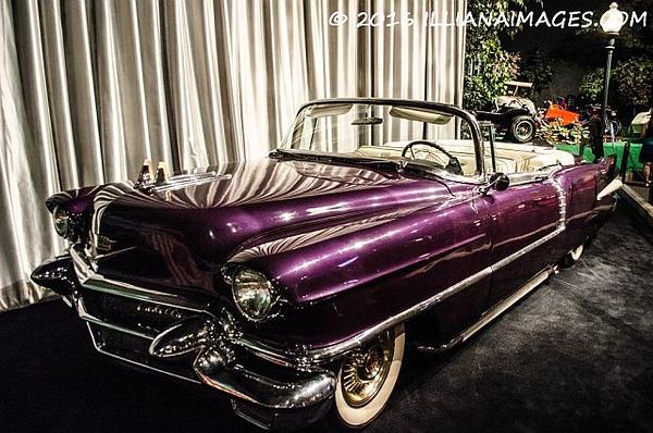 Elvis Presley's Cars