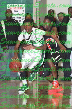 Suwannee High School Basketball - 2014-15 Boys