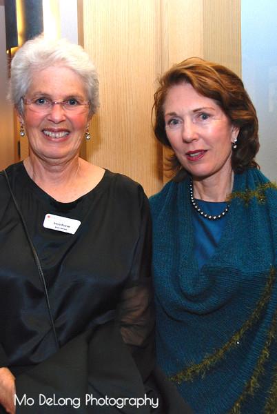 Erica Posner and Tina High