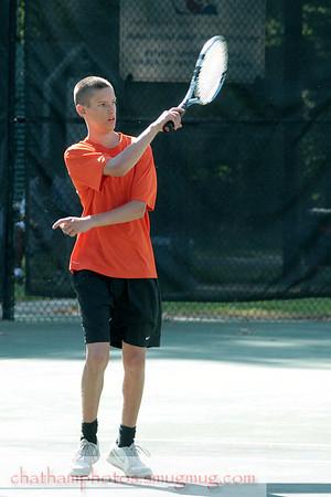 090428 - Varsity Tennis v North Cross School