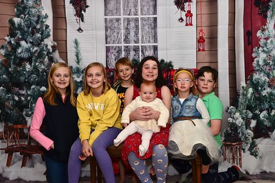 Family Photos - Thanksgiving 2019