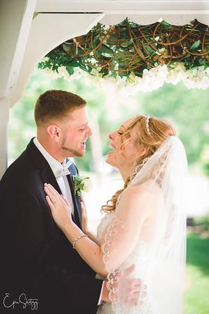 CRYSTAL & RAYMOND WEDDING