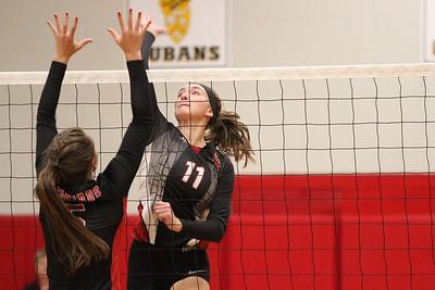 Fennimore @ Iowa-Grant Volleyball 9-25-18