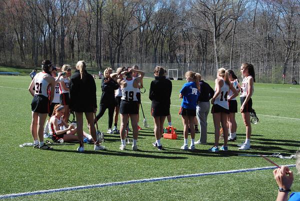 Girls' Lacrosse: GA vs Notre Dame