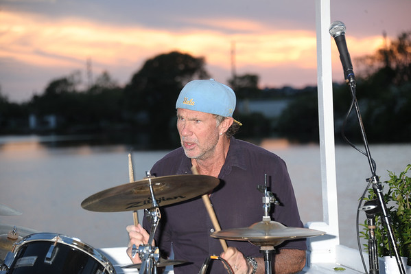 Chad Smith from the Red Hot Chili Peppers