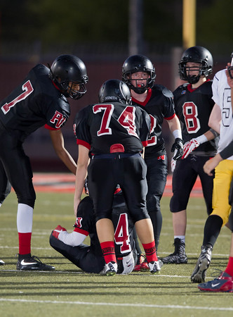 10-22 fb Paradise Valley JV vs Barry Goldwater