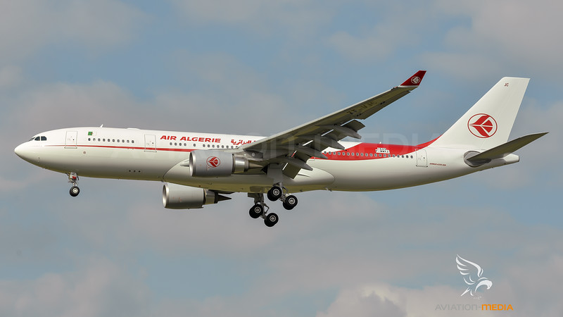 Air Algerie / Airbus A330-202 / F-WWKZ (to be 7T-VJC)