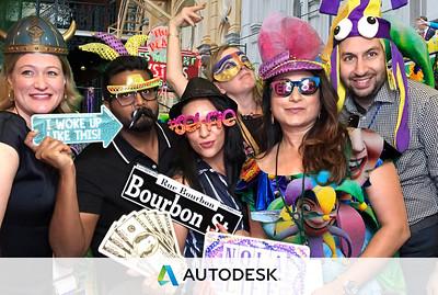 Autodesk 5.16.19 @ Mardi Gras World