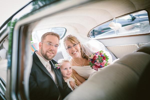 Katie and Jeremy's Wedding 070613