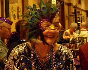 2014_02 Feb Louisiana Club Mardi Gras Ball