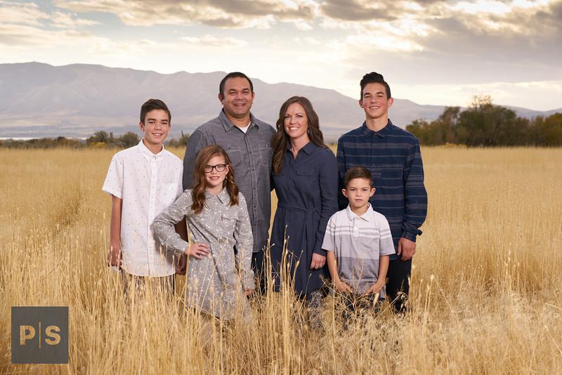 Medeiros Family 2016
