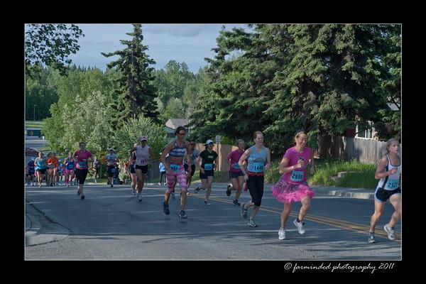 Womens Run 2011