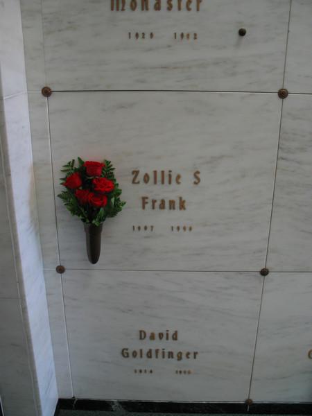 Zollie S. Frank