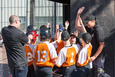 Langdon Minors Baseball