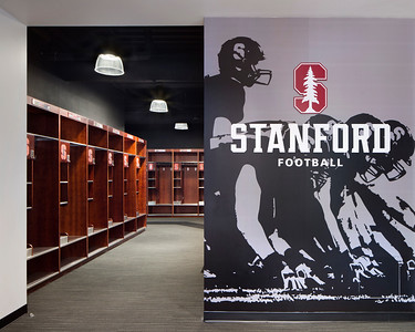 Stanford Football Field House