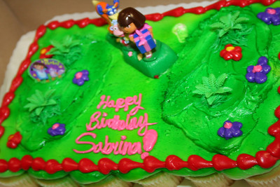 Sabrina 3rd Birthday