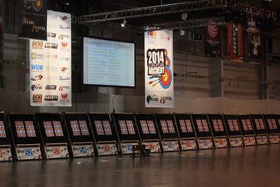 Indoor World Cup Telford 2014
