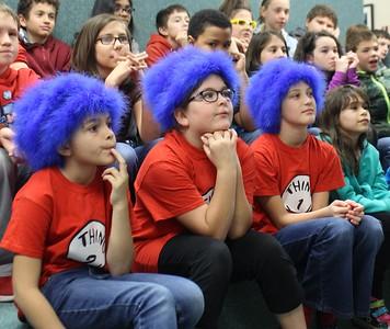 3/2/15 Dr. Seuss Day