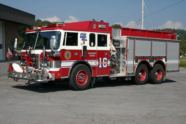 Company 16 - Gainesboro Fire & Rescue