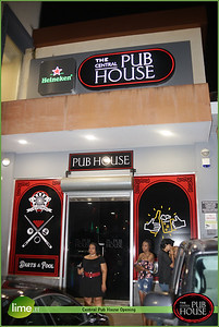 Pub House Central Opening