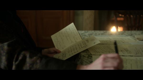 1x05 Grieve No More