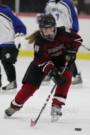 Prep School - Girls Hockey 2010-11