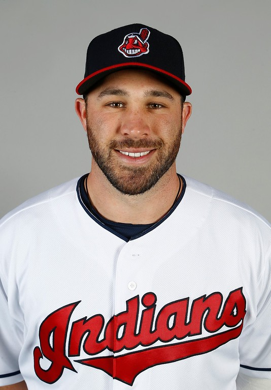 . Cleveland Indians infielder Jason Kipnis poses for a picture on photo day at the team\'s baseball spring training facility Friday, Feb. 24, 2017, in Goodyear, Ariz. (AP Photo/Ross D. Franklin)