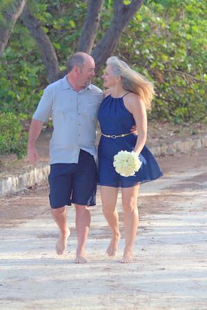 Marc & Kelly | Destination Wedding | Jolly Hall Beach | Exuma Bahamas