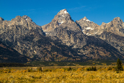 Teton Range, WY.