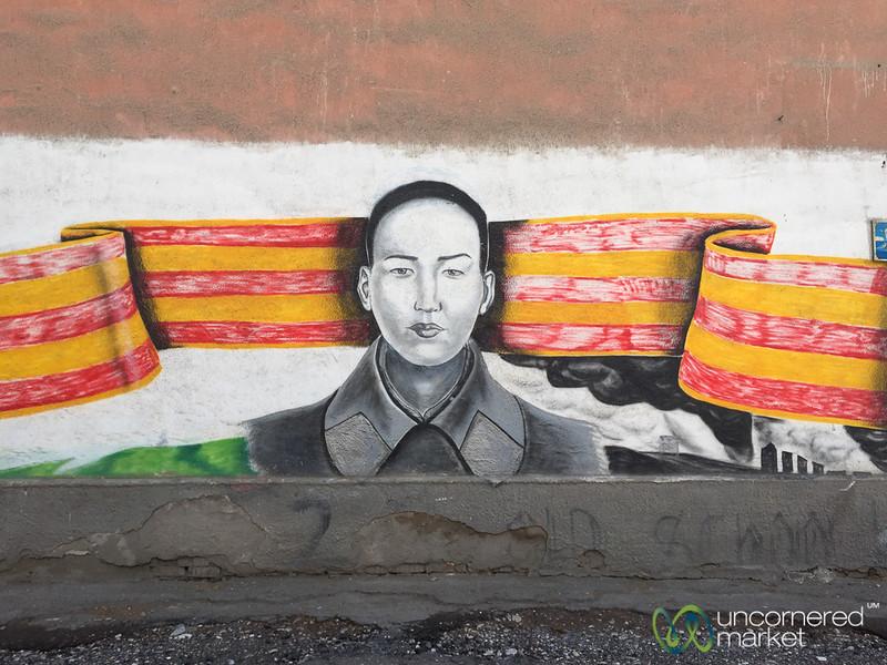 Osh Street Art - Kyrgyzstan