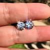 4.08ctw Old European Cut Diamond Pair, GIA I VS2, I SI1 3