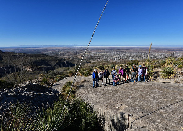 Quarry Canyon-Hiking Group