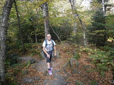 September hike Indian Head Mtn