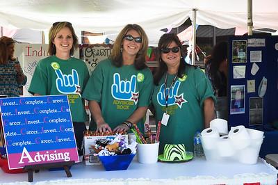 Tupelo Involvement Fair 2014