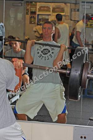 2009 07 28 Weight Lifting