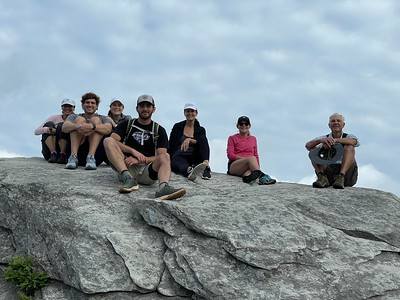 Rough Ridge Hike  5-28-21